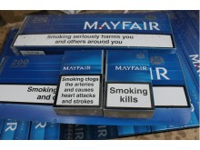 Seized Mayfair cigs 1