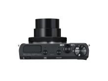 PowerShot G9X Mark II BK  Top lens Out