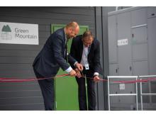 Ribbon Cutting - Green Mountain & Volkswagen Opening 2019