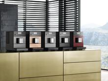Miele CM5-kaffemaskiner, två varianter, fem färger