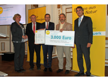 Bürgerenergiepreis Oberpfalz 2015: EN(ergie) Eff(ienz)