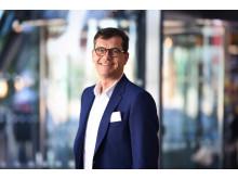 Petter Svendsen, sponsorsjef Telenor Norge