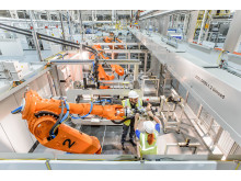 Dagenham Engine Plant is Ford s largest diesel engine production facility globally