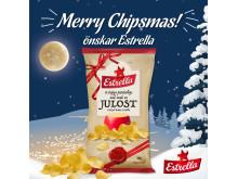 Merry Chipsmas önskar Estrella