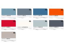 Trend 15 Färgkarta för väggfärg (pastlar för elastic mind)