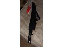 Knife seized