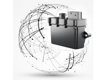 Total vernetzt, radikal einfach: GatewayPRO von idem telematics