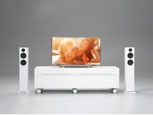 Addon T20 vit med TV