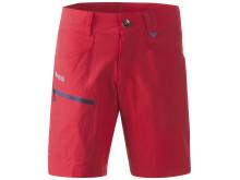 Utne Lady Shorts - Hot Red/Dusty Blue