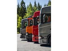 Scania Truck Range 2