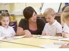Distansutbildning för grundlärare blev succé