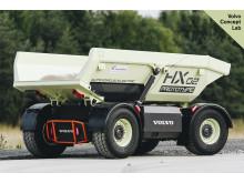 Electric Site - Volvo HX2 autonom lastbärare