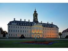 Schlössneracht Wermsdorf - Schloss Hubertusburg in der Abenddämmerung - Foto: Andreas Schmidt
