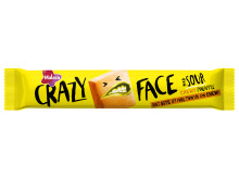 Crazy Face 34g Sour Pineapple