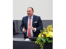 925 Absolventinnen und Absolventen des Akademischen Jahres 2014/2015 am 16. Oktober 2015 feierlich verabschiedet