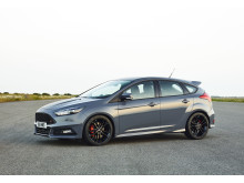 Nye Ford Focus ST avdukes på Goodwood Festival of Speed i England