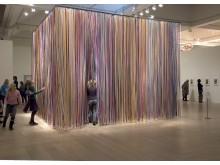 Konstverk The Wonderful World of Abstraction av Jacob Dahlgren