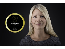 Susanne Ehnbåge, vd NetOnNet och Årets Ledare 2017 (Retail Awards)