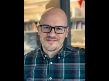 Jochen Schwenk,  professor vid KTH och SciLifeLab. Foto: Emma Lundberg.