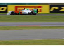Storbritanniens GP på Silverstone 2011