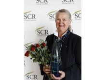 Ingrid Olsson, årets marknadsförare 2019