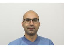 Kevin Mani, överläkare kirurgi, Akademiska sjukhuset