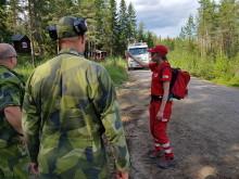 Skogsbrand 5 Foto Gustaf Lundberg