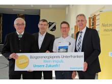 Auftakt Bürgerenergiepreis Unterfranken 2018