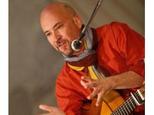 James Twyman till Mundekullas Musikfestival