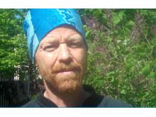 Entreprenören Kristofer Björkman är grundare av Outdoormap som utvecklat Naturkartan