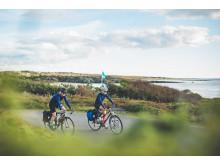Kattegattleden - den havsnära cykelleden