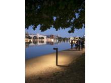 Belysning i centrala Köpenhamn bild 1