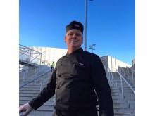 Pär Magnusson, restaurangchef Sibylla Mall of Scandinavia