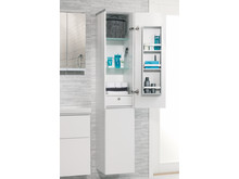 Glow high cabinet white 96400