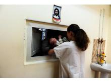 Ryskt kvinnofängelse med barnhem 2013