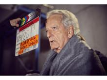 Yli 80-vuotias herra Hadley on uuden sokerittoman Coca-Cola-mainoksen tähti
