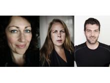Djupdykning med Elisabeth Åsbrink, Petra Brylander och Yazan Alqaq