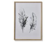 Cozy feathers