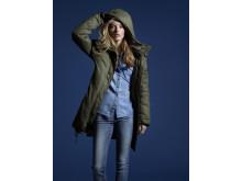Höstjackor på JC Jeans & Clothes