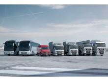 MAN TGE-varebilerne udgør de mindste køretøjer i MANs modelprogram, men alligevel venter MAN i Danmark sig meget af de nye varebiler
