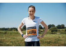 Laura Muir, British middle distance runner and recently qualified vet