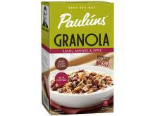 Paulúns Granola - Kanel, mandel och äpple