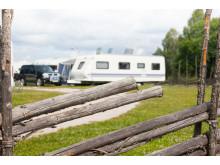 Camping i Dalarna