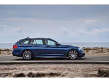 BMW 5-serie Touring - Kørebillede