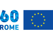 Logo marking 60 years since the Treaty of Rome
