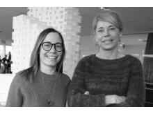 Emma Pihl och Åsa Samuelsson
