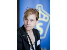 """Tina Ehn (MP): """"Hur kan vi göra det lättare att ha häst i samhället?"""""""
