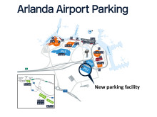 New parking facility P 57