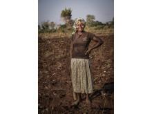 Tuffaste jobbet - kvinnlig jordbrukare i Malawi
