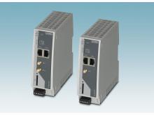 Industriellt 3G och 4G modem för fjärruppkoppling av maskiner från Phoenix Contact AB